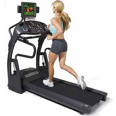 Smooth Fitness Treadmill