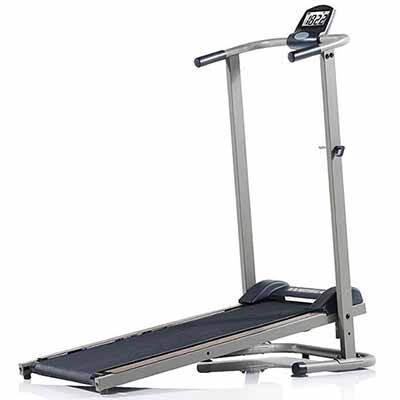 Horizon T101 Treadmill Instructions: Weslo Manual Treadmill Reviews: CardioStride 3.0